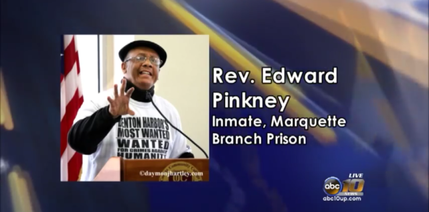 #RevPinkney Hunger Strike! #Justice4Pinkney Now!