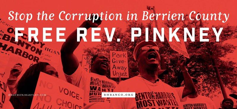 #FreeRevPinkney #FlintWaterCrisis #BlackLivesMatter